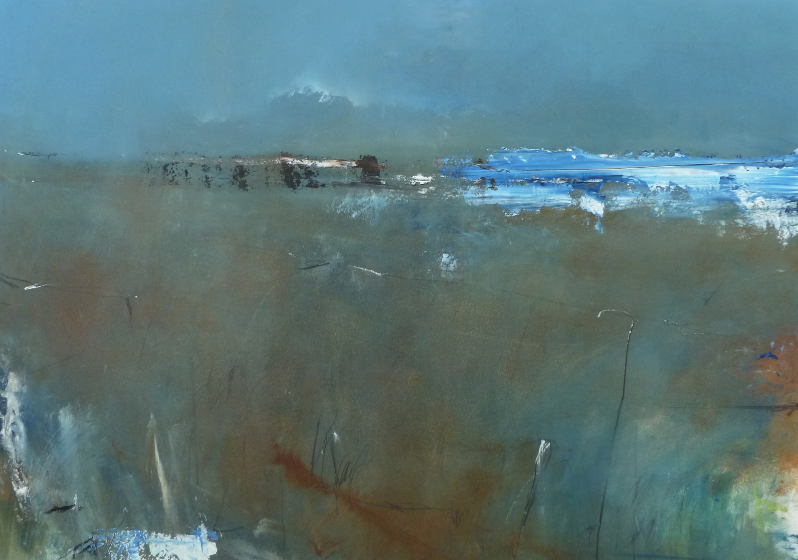 Estuary Light III (100 x 64cm) £1200