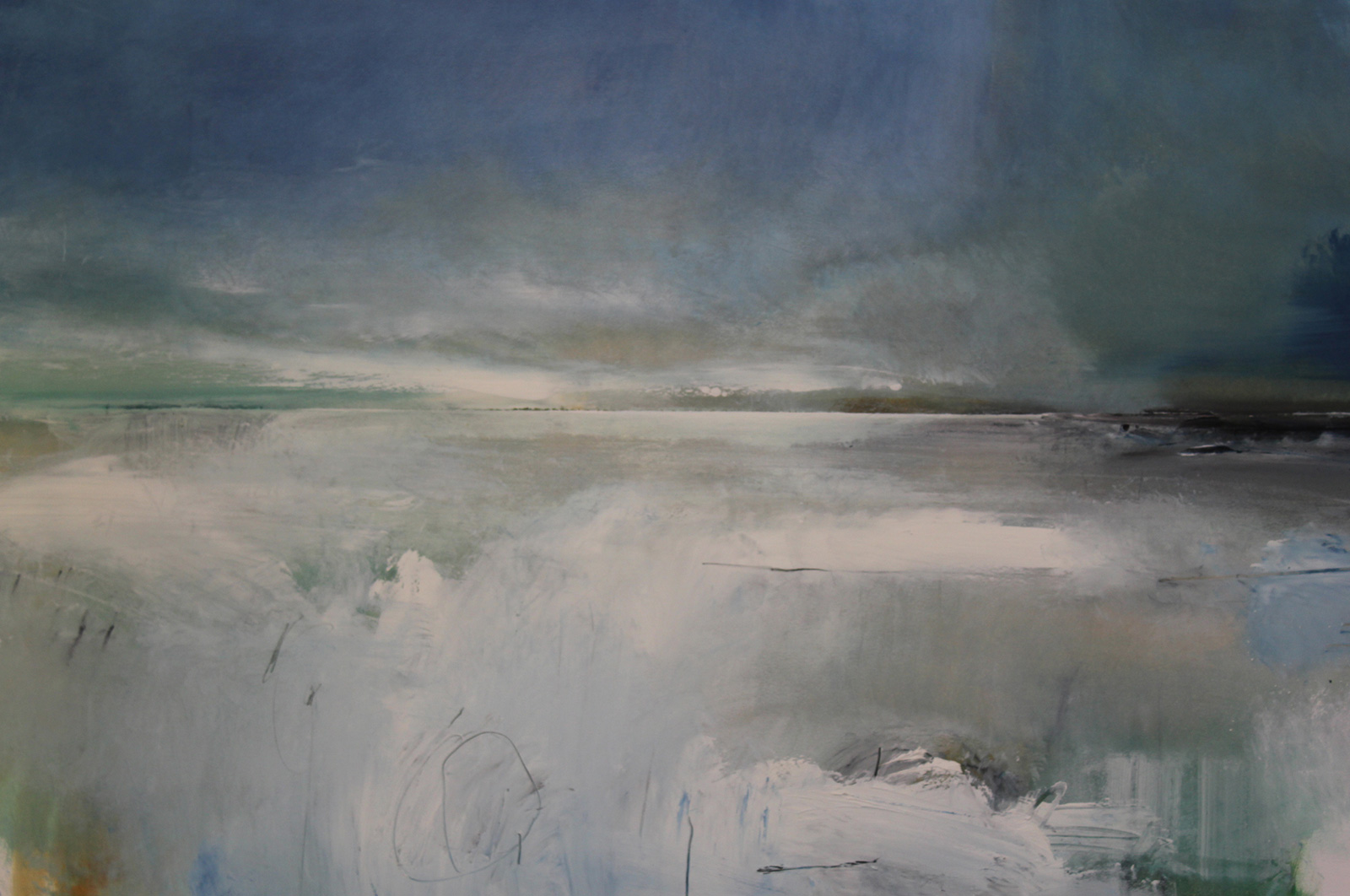 Estuary Light IIX (100 x 64cm) £1200